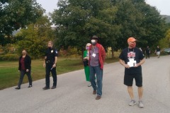 Project VISION Neighborhood Walk, September 2020