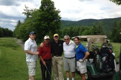 Table 24's 6th Anniversary Golf Tournament Benefitting Project VISION