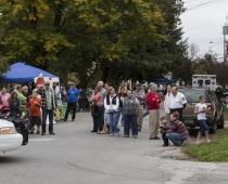 Rutland Northwest Neighborhood block party