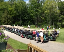 Table 24 Golf Tournament